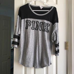 Pink Lounge Tee